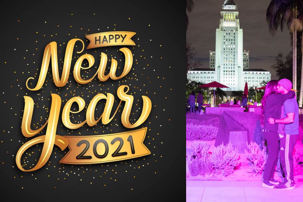 2021 New Year's Eve Events Downtown Los Angeles – LA Loft Blog
